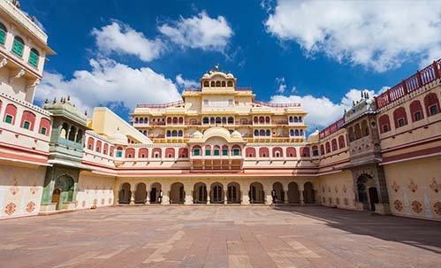 ieff jaipur tour:City Palace